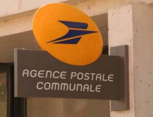 A partir du 5 septembre : une agence postale à Colembert