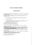Inscriptions Ecole primaire publique de Colembert