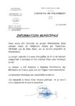 Information projet antenne relais