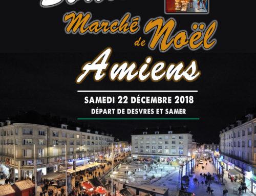 Marché de Noël Amiens : Samedi 22 décembre