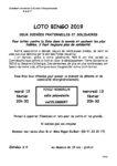 Le 12 et 13 février : Loto Bingo 2019