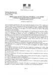 Arrêté portant sur l'organisation de la lutte contre l'érismature rousse