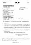Procédure contentieuse : Taxe foncière non bâties