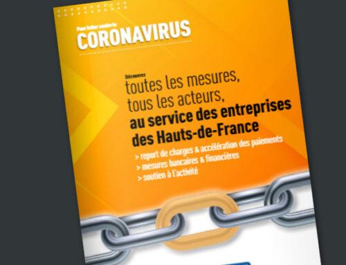Mesures de soutien aux entreprises de la région Hauts de France dans le cadre de la crise sanitaire