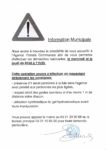 Information Agence Postale Communale