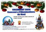 Colembert 2020 : Concours d'illuminations de Noël