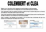 Colembert et Clea