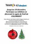 Theleton Colembert jusqu'au 18 Décembre