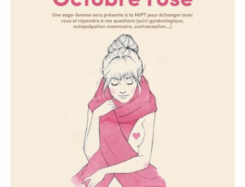 17 Octobre 2021 : Octobre Rose